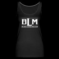 Tanks ~ Women's Premium Tank Top ~ BLM TANK