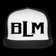 Sportswear ~ Trucker Cap ~ BLM TRUCKER