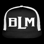 Sportswear ~ Trucker Cap ~ BLM TRUCKER HAT