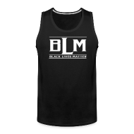 Sportswear ~ Men's Premium Tank ~ BLM TANK