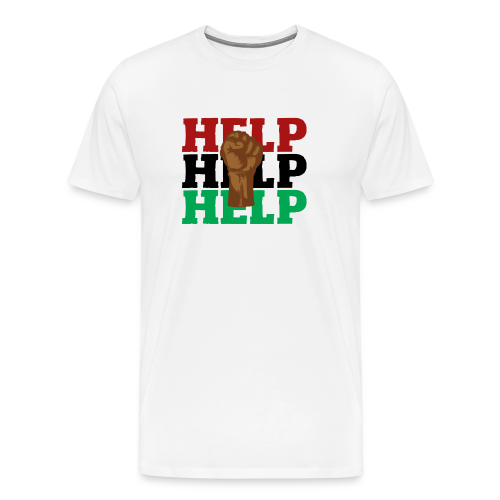 BLM-H1M - Men's Premium T-Shirt