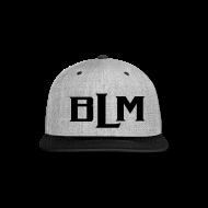 Sportswear ~ Snap-back Baseball Cap ~ BLM SNAPBACK