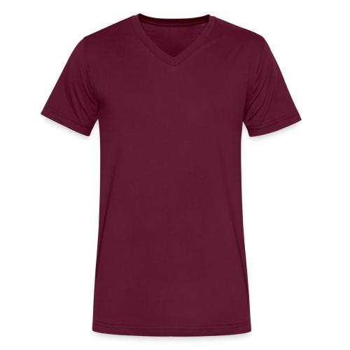Men's V-Neck T-Shirt by Canvas
