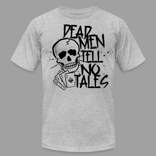 American Apparel No Tales Men's Tee - Men's Fine Jersey T-Shirt