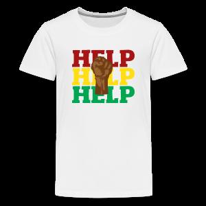 BLM-H2K - Kids' Premium T-Shirt