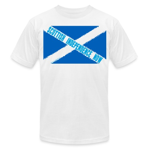 Scottish Independence Now - Men's Fine Jersey T-Shirt