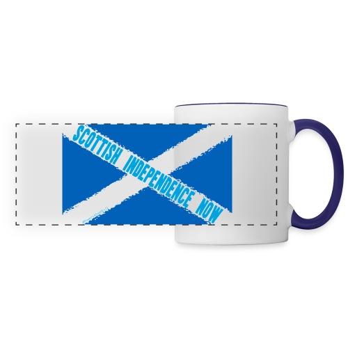 Scottish Independence Now - Panoramic Mug