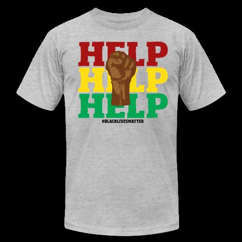 #BLM-M EXCLUSIVE - Men's Fine Jersey T-Shirt