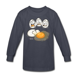 Kid's Long Sleeves T-Shirt - Kids' Long Sleeve T-Shirt