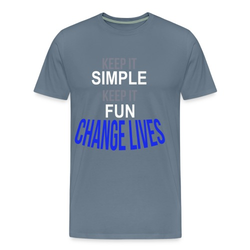 Men's Keep it Simple, Fun - Men's Premium T-Shirt