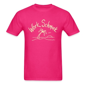 Work Schmurk™ Beach - Men's T-Shirt