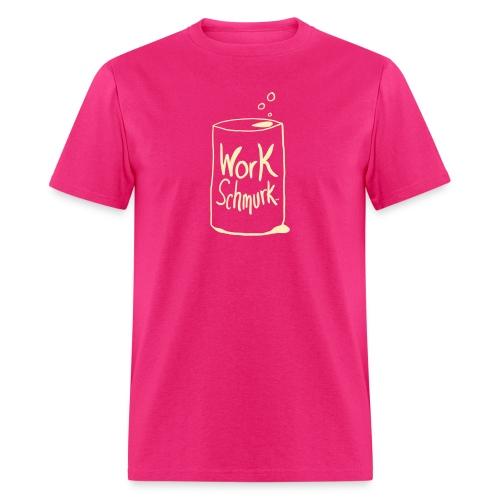 Work Schmurk™ Can - Men's T-Shirt