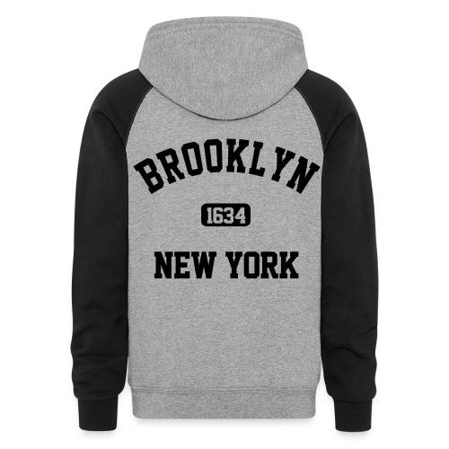 BROOKLYN HOODY - Colorblock Hoodie