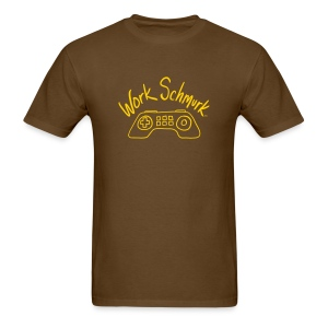 Work Schmurk™ Gamer - Men's T-Shirt