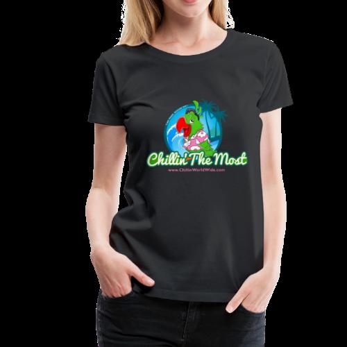 Chillin' The Most Women's T-Shirt - Women's Premium T-Shirt