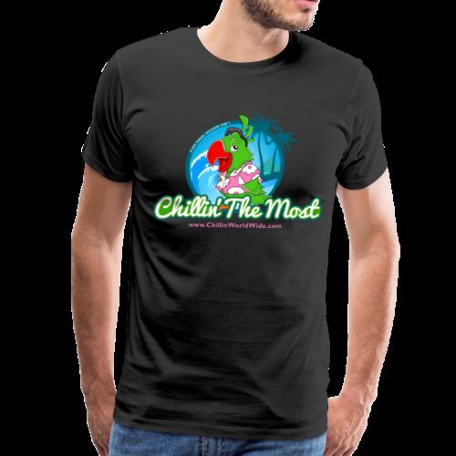 Chillin' The Most Men's T-Shirt - Men's Premium T-Shirt
