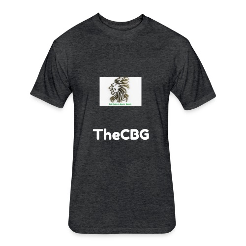 TheCBG Tee - Fitted Cotton/Poly T-Shirt by Next Level