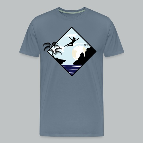 Neverland - Men's - Men's Premium T-Shirt