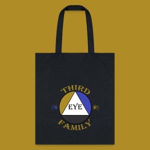 Third Eye Family Tote - Tote Bag