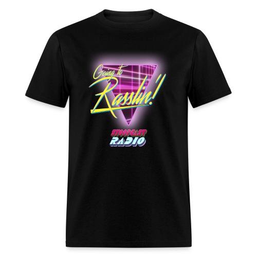 I am Going to Rasslin'!  - Men's T-Shirt