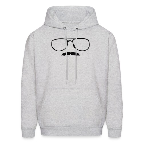 Stu Glasses (mens) - Men's Hoodie