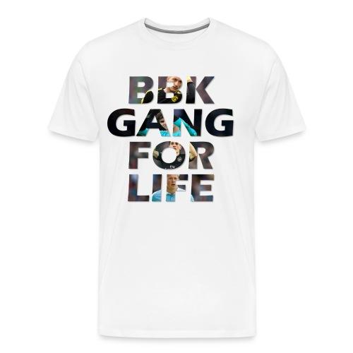BBK Gang For Life T-Shirt - Men's Premium T-Shirt
