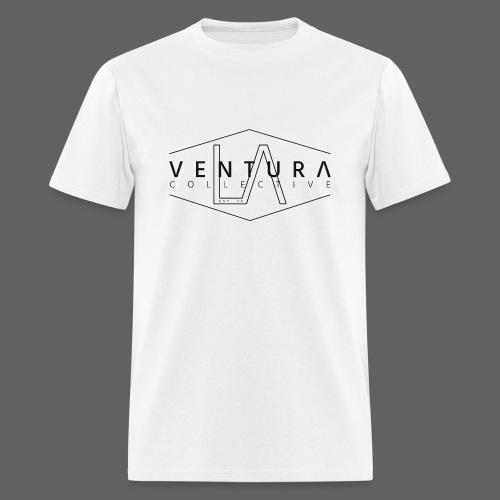 White Signature Tee - Men's T-Shirt