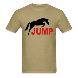 Jump - Men's Tshirt - Men's T-Shirt