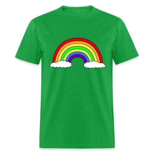 Rainbow Men's Tshirt - Men's T-Shirt
