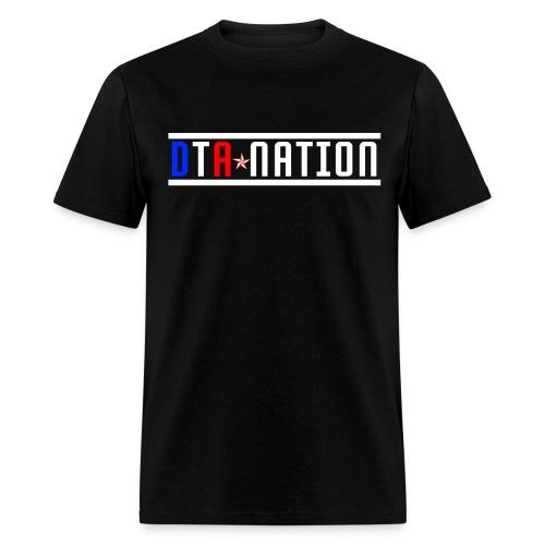 DTA NATION Tee - Men's T-Shirt
