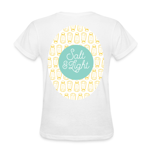 Salt Light (Salt Shaker) - Women's T-Shirt