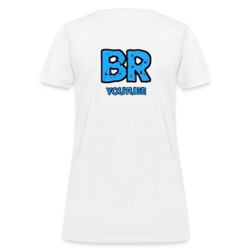 bavo rides fan shirt logo vrouw - Women's T-Shirt