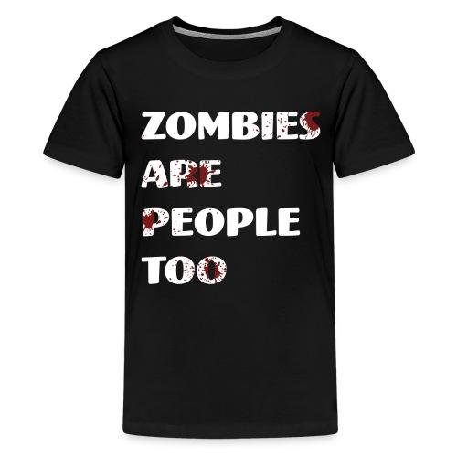 #ZombieLivesMatter child - Kids' Premium T-Shirt
