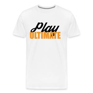 Play Ultimate - Light - Men's Premium T-Shirt