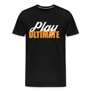 Play Ultimate - Dark - Men's Premium T-Shirt