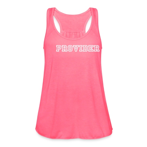 Provider - Women's Flowy Tank Top by Bella