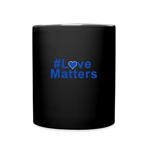 #Love Matters - Full Color Mug