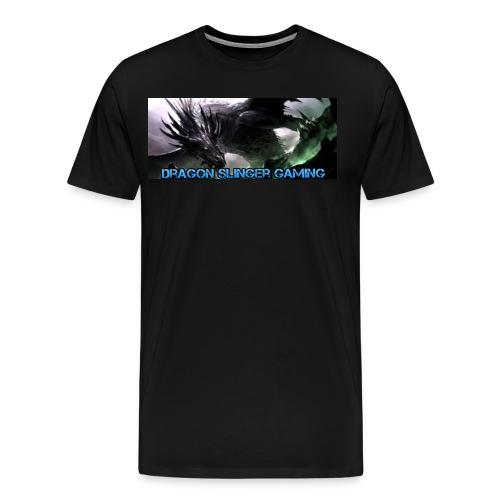 Dragon Tshirt - Men's Premium T-Shirt