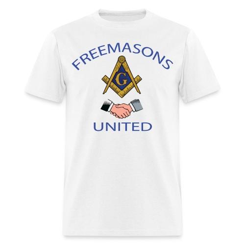 FREEMASONS UNITED - Men's T-Shirt