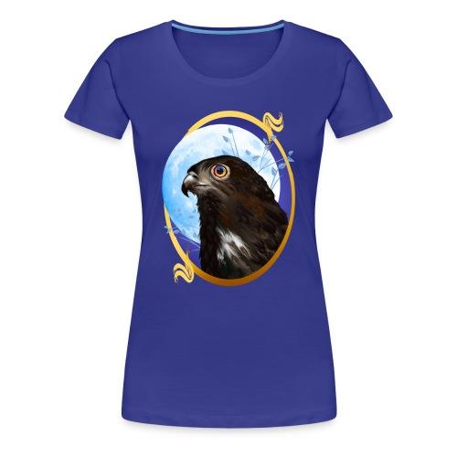 Black-chested snake eagle  - Women's Premium T-Shirt