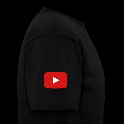 Men's Youtube Tower Mystery Shirt - Men's T-Shirt