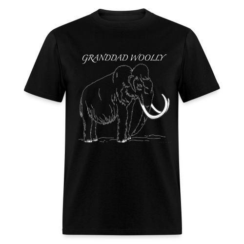 Granddad Woolly T-Shirt - Men's - Men's T-Shirt