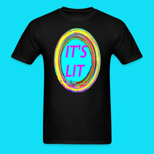 MEN'S IT'S LIT TEE - Men's T-Shirt