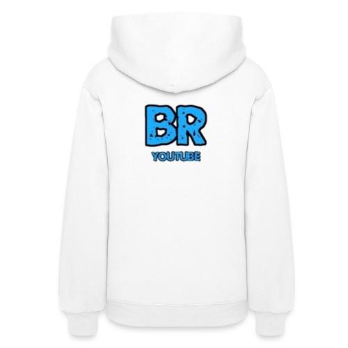 bavo rides hoodie vrouwen banner met kap - Women's Hoodie