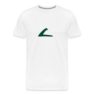 Cap Logo - Men's Premium T-Shirt