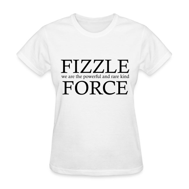 Fizzle Force 4 Black