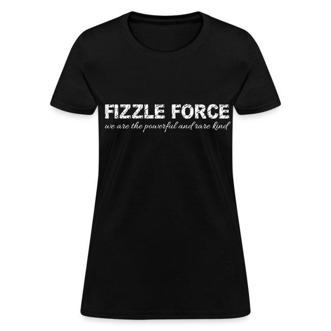 Fizzle Force 3 White