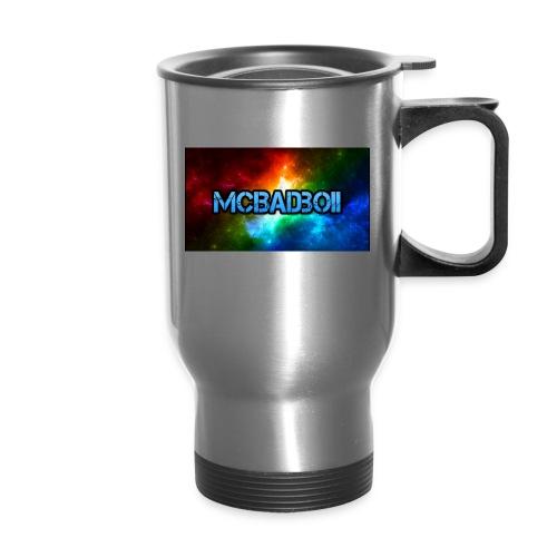 MCBadboii Travel mug - Travel Mug