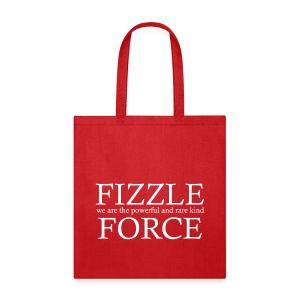 Fizzle Force Tote Bag - Tote Bag