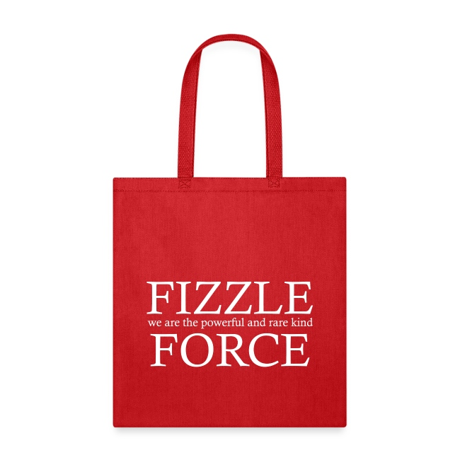 Fizzle Force Tote Bag
